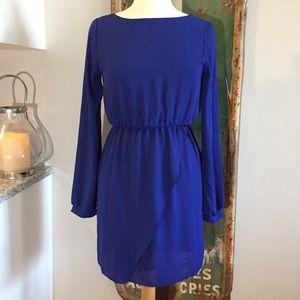 🍁SALE ❤️ NWT Boutique Royal Blue Dress